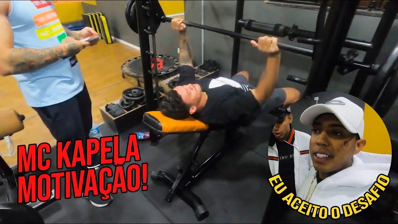 TOGURO DESAFIA MC DR A TREINAR E MC KAPELA MOTIVA