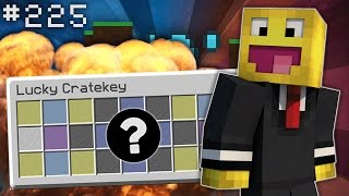 Minecraft Factions Let's Play: Episode 225 - DOUBLE CRATE KEY OPENING!! (Minecraft Raiding)