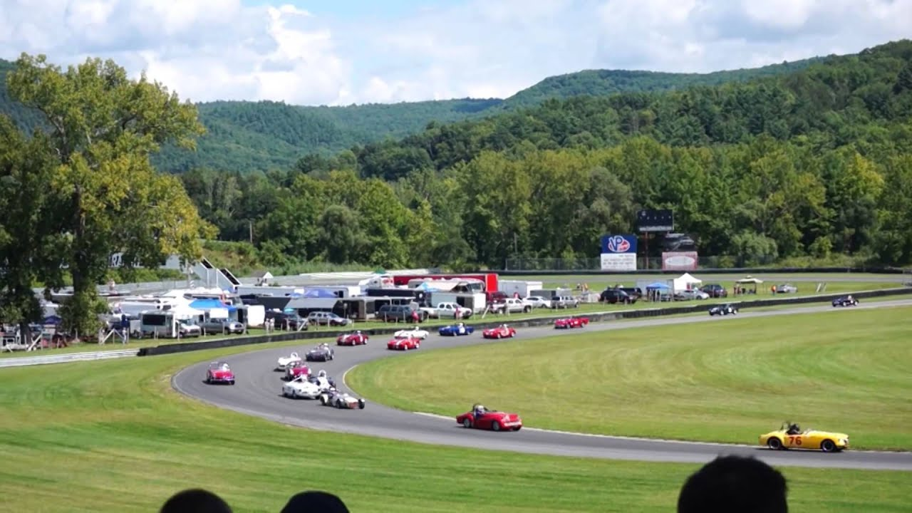 Lime Rock Park 2014 Labor Day Vintage Festival  YouTube