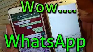 Buka WhatsApp di dua handphone tanpa Aplikasi tambahan