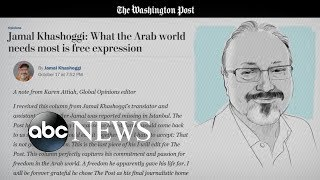 Missing journalist critical of Arab governments in final column