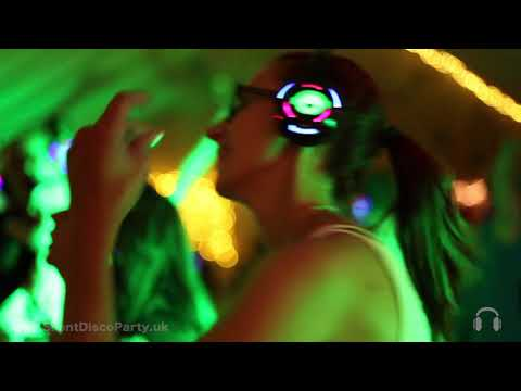 Silent Disco Party UK Promo Video