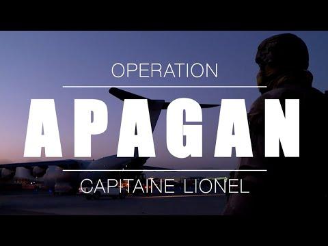 Opération APAGAN - Responsable de la logistique aérienne à Kaboul (épisode 3)