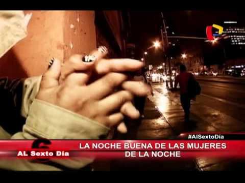 La Navidad De Las Trabajadoras Sexuales En Lima (1/3)