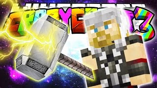 Minecraft Crazy Craft 3.0: THOR