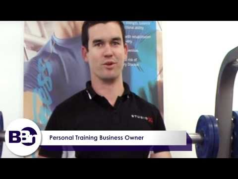 Business Coaching helps Personal Fitness Studio