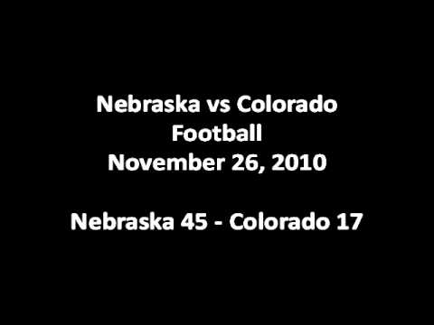 Nebraska/CU Radio Highlights