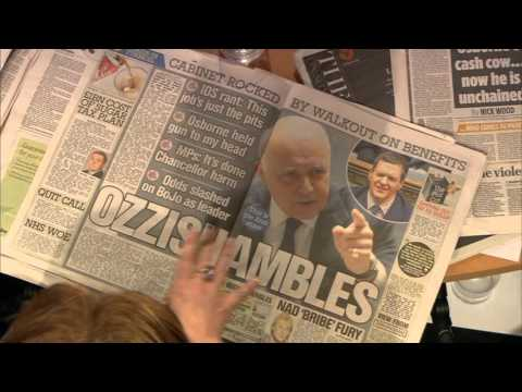 Andrew Marr with IDS 20th march