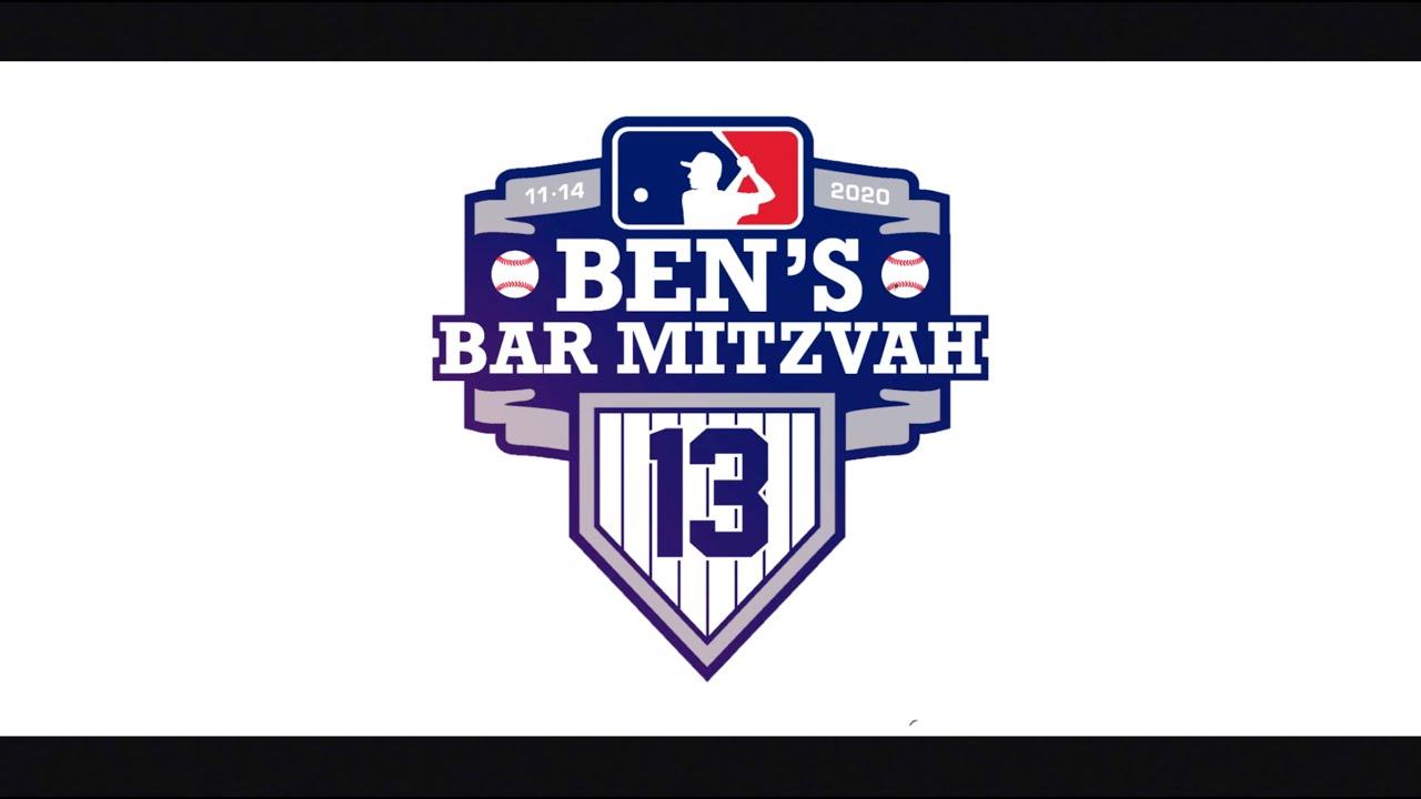 Ben's Yankee Stadium MLB-themed Bar Mitzvah Montage