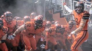 2017 Princeton Football Highlight Video