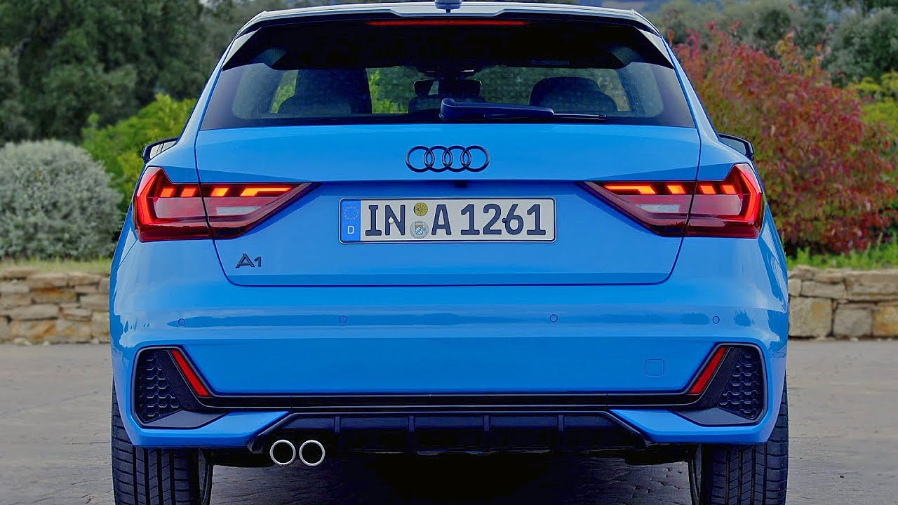 Audi A1 Sportback 2019 The World S Best Small Car