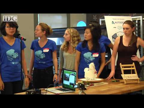 Here's how 200 women coders showed they can hack it