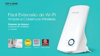 tutorial configurao extender wifi tl wa850re tp link