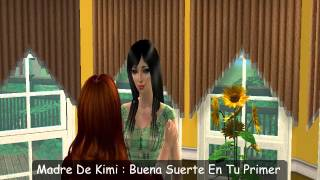 Serie los sims 2  Simmers GirlsBoy  Capitulo 1