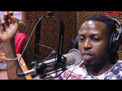 "Rababdaba performs ""Body"" live In studio (Rabadaba Ft Jody)"