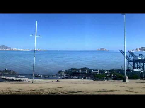 Santa Marta bay, Colombia. North coast of Colombia. Colombian Caribbean coast.