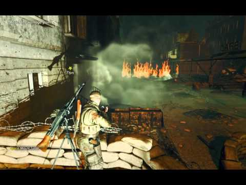 Sniper Elite  Nazi Zombie Army 2: First Capture Attempt  