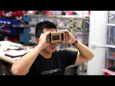 DIY Virtual Reality Open Source Future