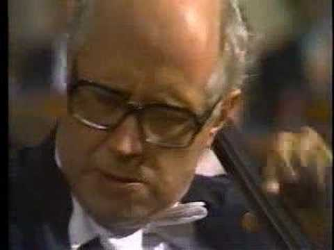 Dvorak Cello Concerto : Rostropovich Part 3