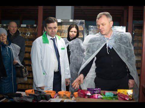 Станислав Воскресенский проинспектировал соцобъекты Пучежского района