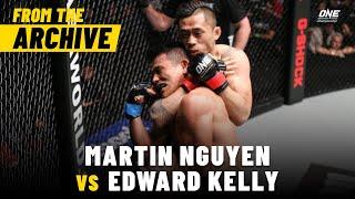Martin Nguyen vs. Edward Kelly | ONE Championship Full Fight | November 2015