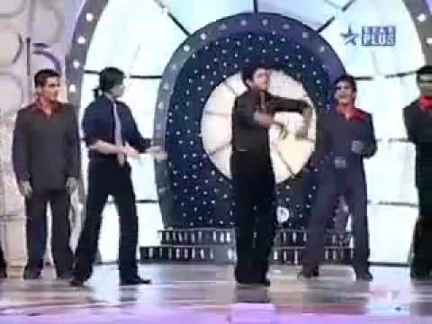 Sreesanth Dance with shahrukh khan mallulive com   YouTube