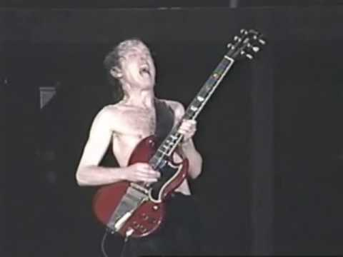 AC/DC - Live Point Depot, Dublin, Eire (June 26 - 1996) [Pro-Shot] Video Concert