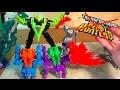 Трансформеры Фикс прайс - под Transformers Beast Hunters - Все на одного?
