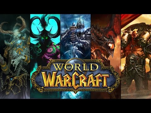 World of Warcraft - Arena & BG