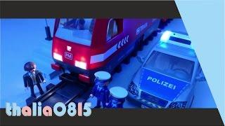 Das Gefängnis Und Der Überfall Auf Den Playmobil Zug Film Deutsch Kinderfilm Kinderserie Polizei