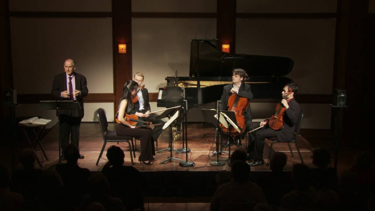 Inside Chamber Music with Bruce Adolphe: Haydn Quartet in D major for Strings, Op. 76, No. 5