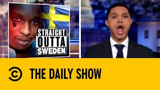 Donald Trump Lobbies For A$AP Rocky's Release | The Daily Show with Trevor Noah