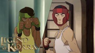 Legend of Korra Season 4 Episode 8 CLIP/PREVIEW ANALYSIS - Prince Wu Training & Remembrances!