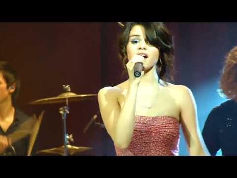 Selena Gomez - I Promise You (Live in San Diego)