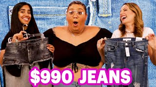Download $12 Vs. $990 Jeans Mp3 and Videos