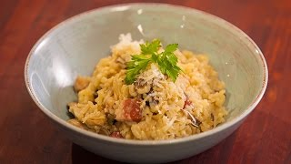 How to Make The Best Mushroom Risotto - By Everyday Gourmet and Breville Australia