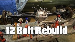 How-To: GM 10 & 12 Bolt Rear End REBUILD