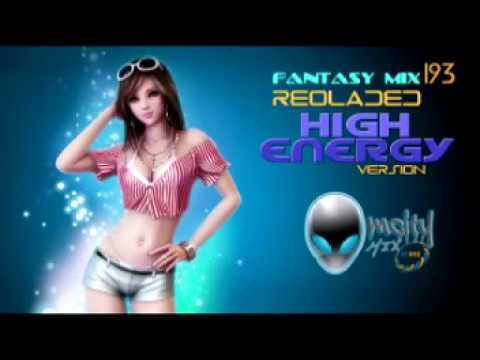 Mixed by mCITY   FANTASY MIX 193   HIGH ENERGY RELOADED VERS
