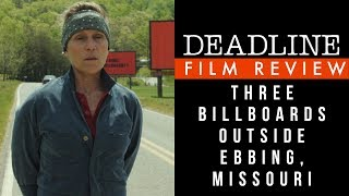 Three Billboards Outside Ebbing, Missouri Review - Frances McDormand, Sam Rockwell