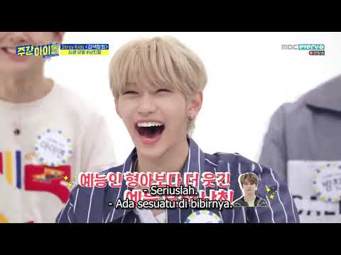 [ENG/INDO SUB] Weekly Idol STRAY KIDS Ep.401