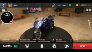 My Racing Fever: Moto Stream live