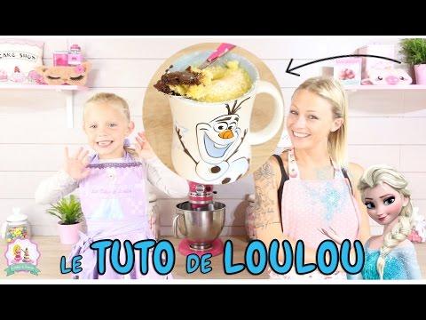 ♡•-recette-mugcake-vanille-chocolat-|-reine-des-neiges-•♡