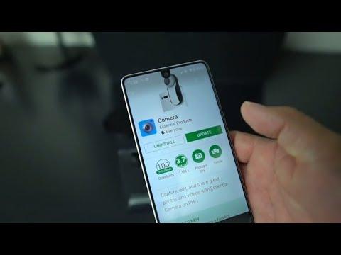 Essential Phone-New Camera Update-New Design