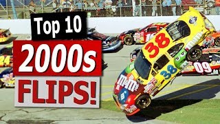 Nascar: Top 10 flips of the 2000s