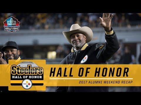 Alumni Weekend, Hall of Honor Recap