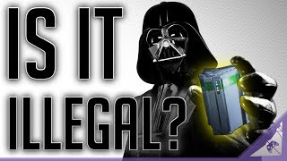 Star Wars Battlefront 2 Loot Boxes Were ILLEGAL