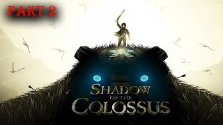 Shadow of the Colossus PS4 Pro Part 2 Zwei am Stück