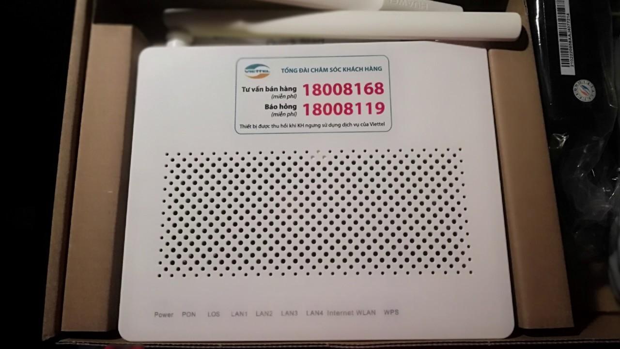 Cách Đổi Mật Khẩu Wifi Nhà Mạng Viettel,Vnpt,Fpt,Sctv,Vtv cab Năm 2018 đổi tên wifi viettel