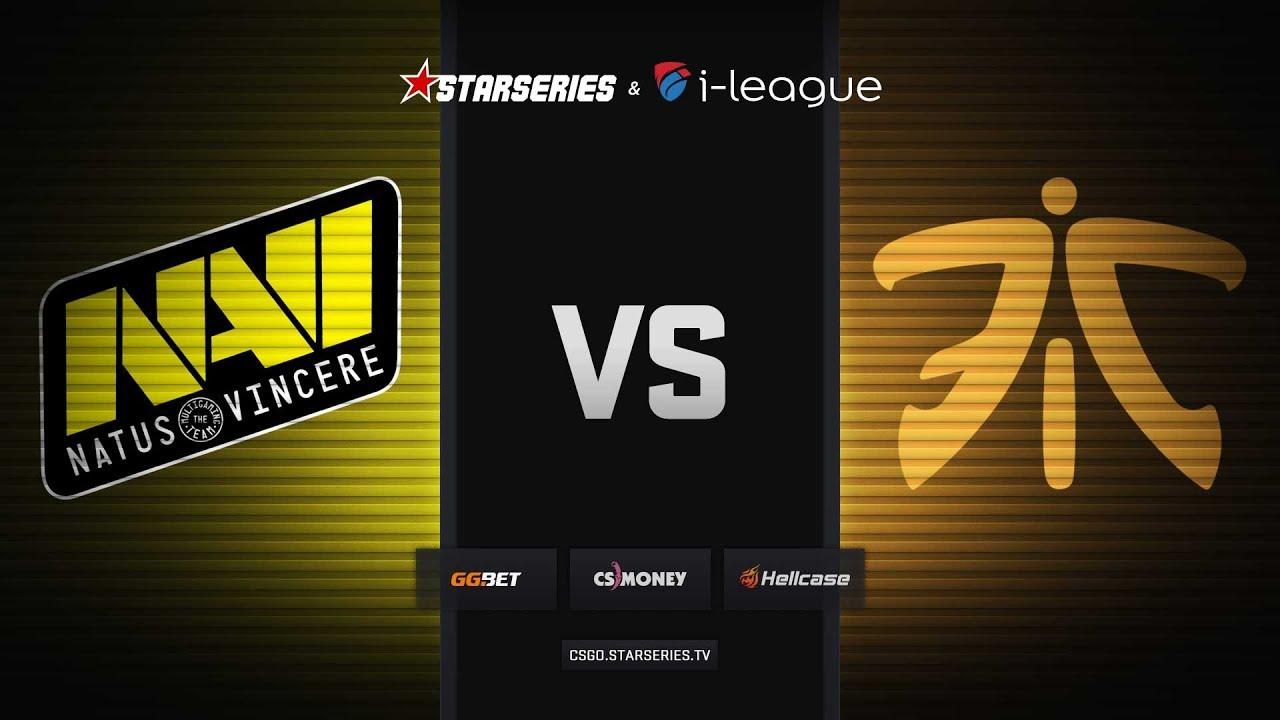 [RU] Natus Vincere vs fnatic | Map 2 – Dust2 | Grand Final | StarSeries i-League Season 7