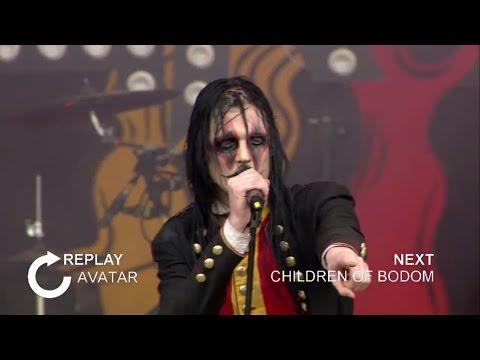 Avatar - Live Download Festival Paris 2016 (Full Show HD)